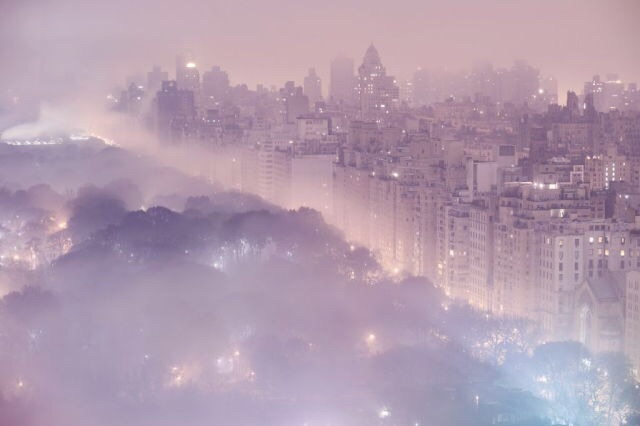Beautiful shot of Central Park!