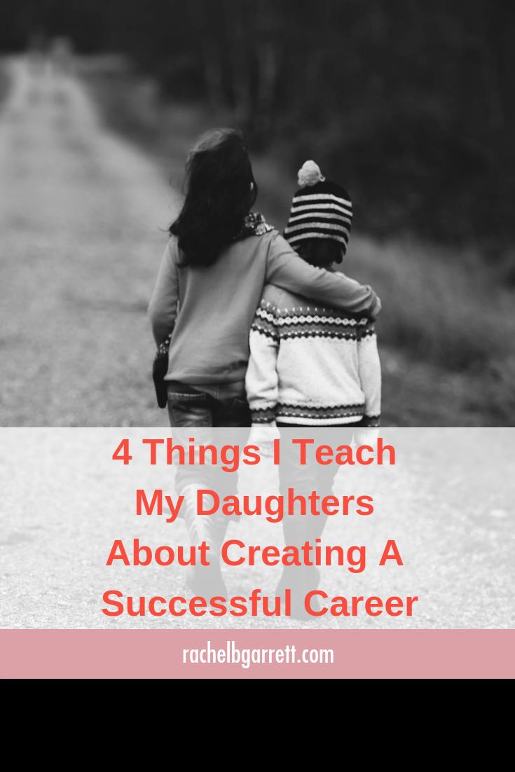 successful career, kids, daughters, teaching kids