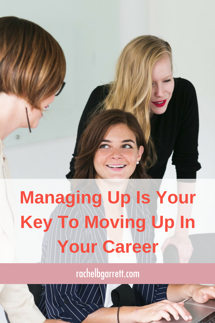 manage career, moving up, career moves