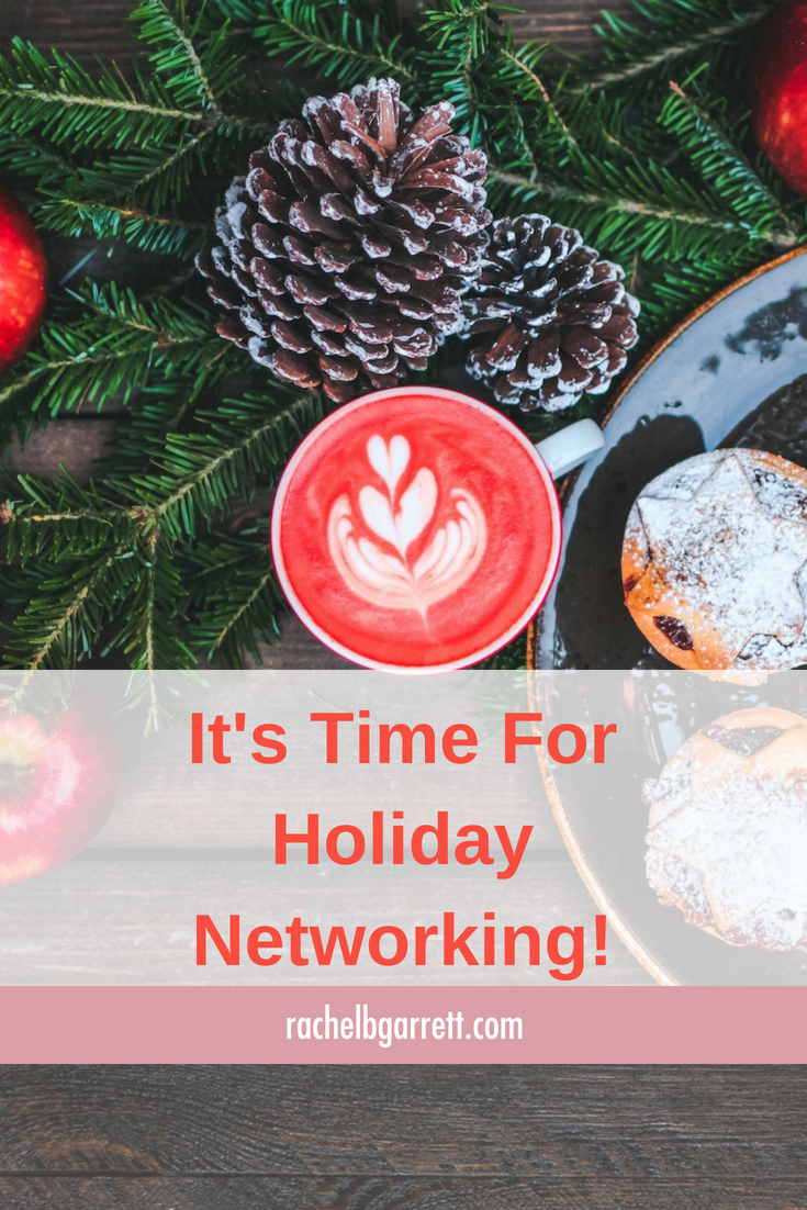 holiday, networking, elevator pitch, holiday cards