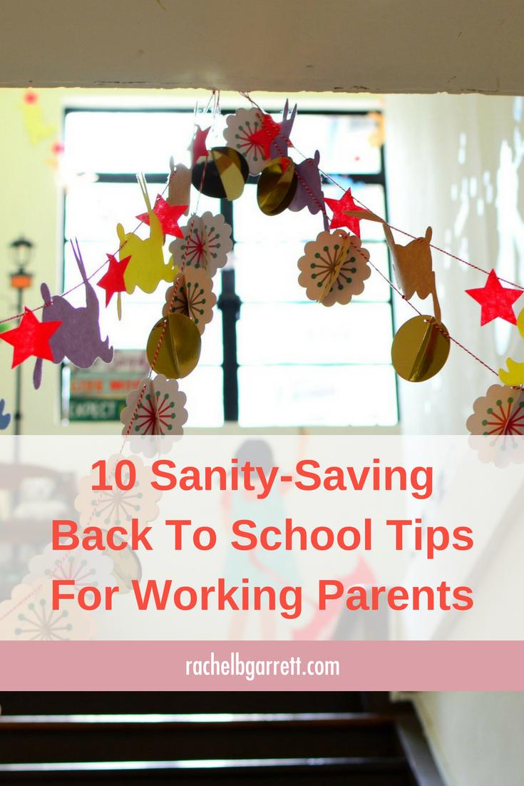 back-to-school, working parents, working mom, career mom, school