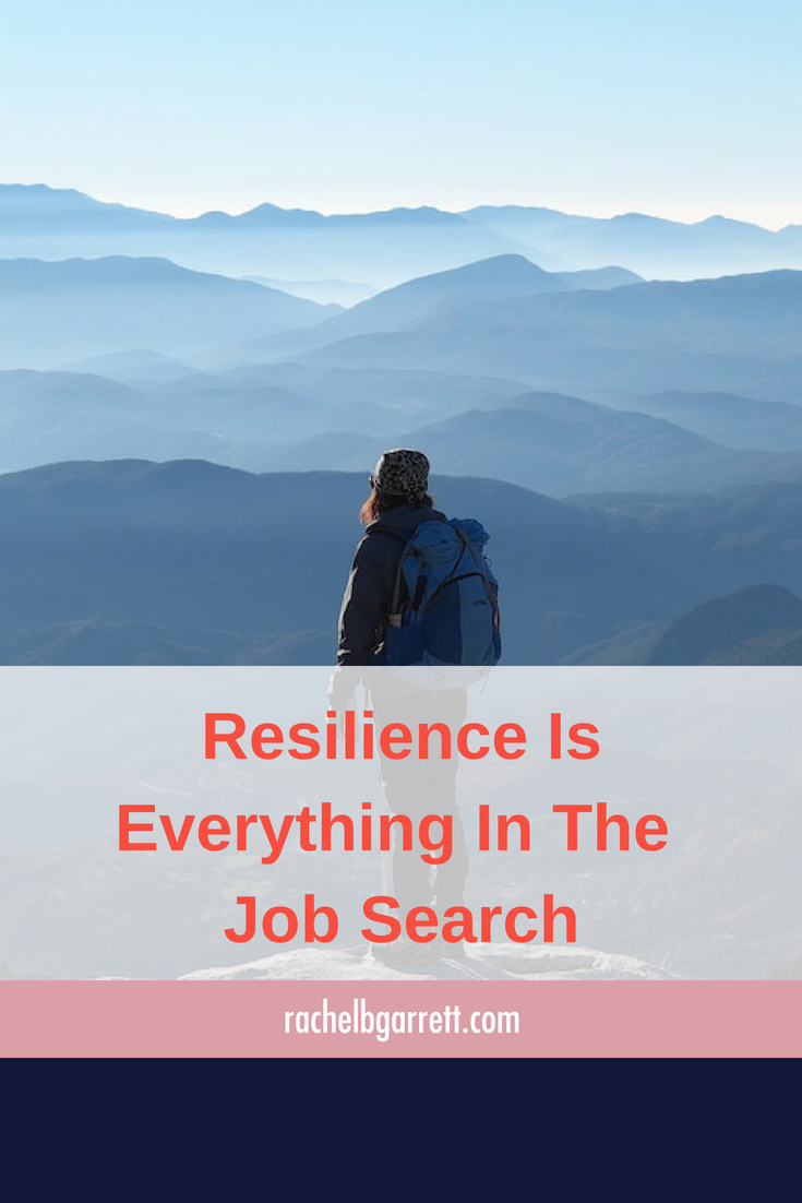 resilience, job search, strengths, willingness, faith