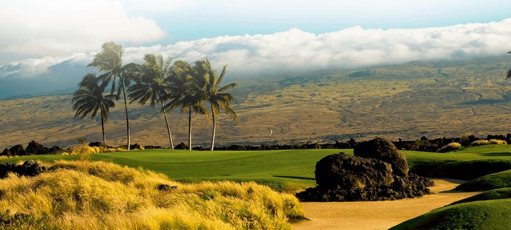 waikoloa Beach resort course