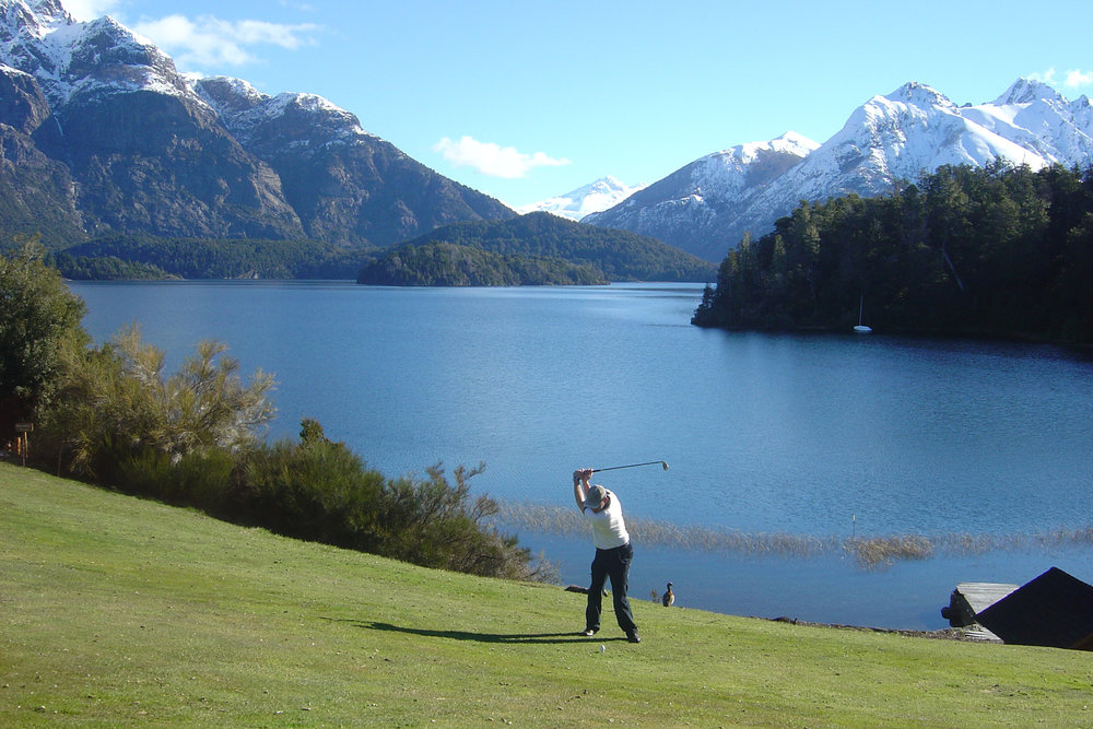 LLao llao golf resort