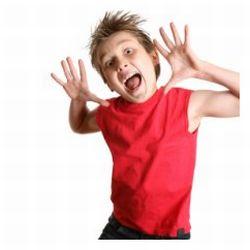 Hyperactive Child — Mark M. Simonian MD FAAP