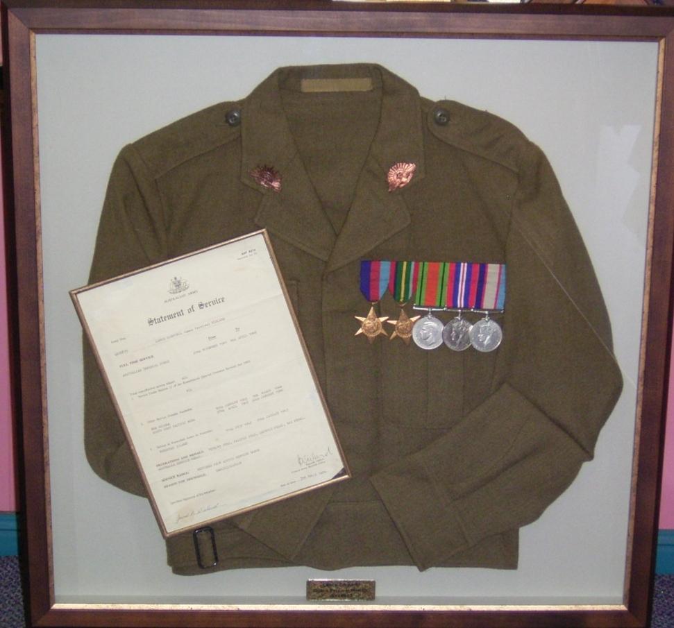 Army Memorabilia