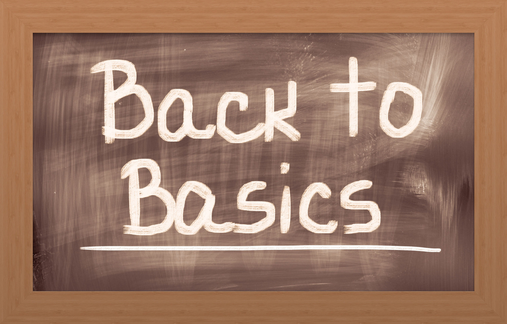 back to basics image