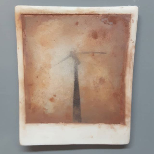 "Press is hitting the streets for my upcoming exhibition ""Close to Home"" @pontiac_community_art_center  where I will have a demo on September 29th at 3pm-5pm with the opening reception immediately following.  #Pontiac #ceramics #polaroid #windmill #local #newspaper #radio #press"