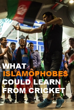 Sports Illustrated - What Islamaphobes Could Learn From Cricket