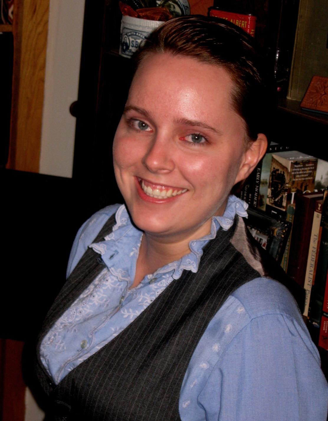 Erin Crawley, Alto