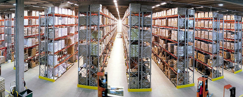 Warehousing, warehouse management, inventory control