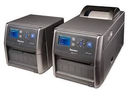 honeywell pt43 barcode printer