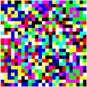 JAB-Code 2-D Color Barcode