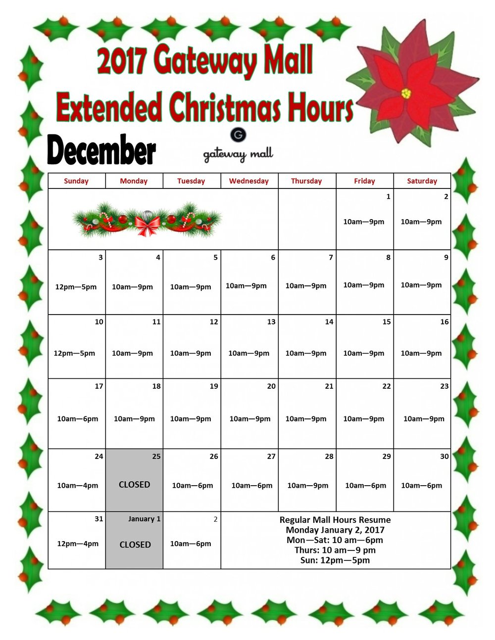 2017 Door Talker Xmas Hours.jpg