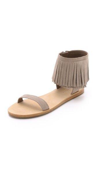 Alex Fringe Sandals