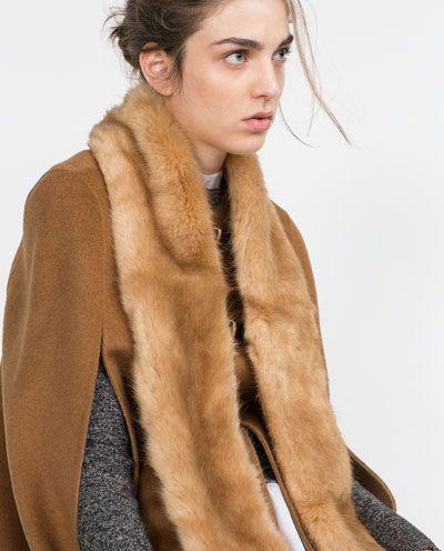 Zara Tan Stole $35.90