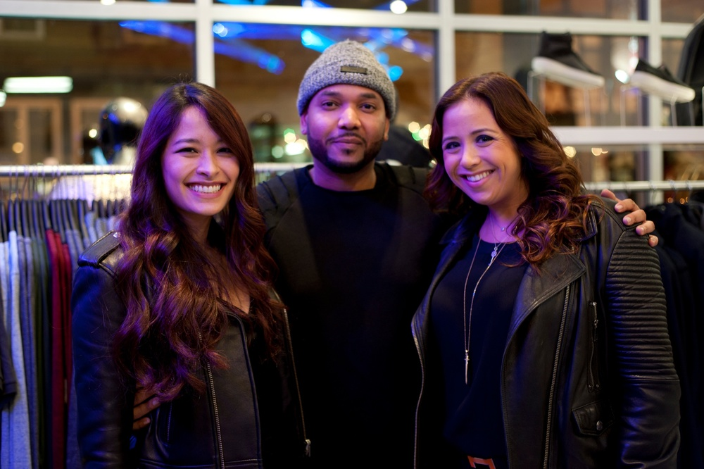 The Dream Team: Joanna Pham, Fontaine Scarelli, Jacki Debb