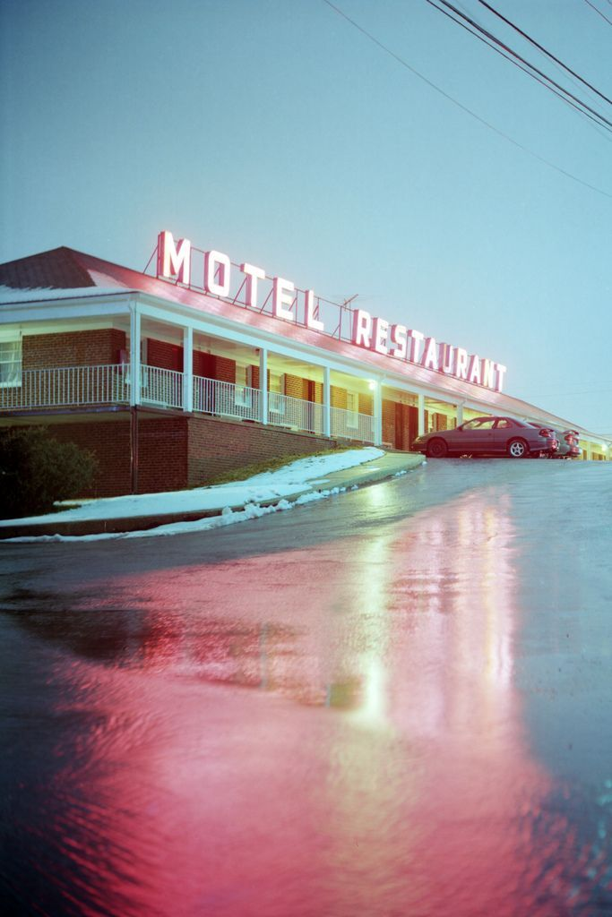 Motel Restaurant