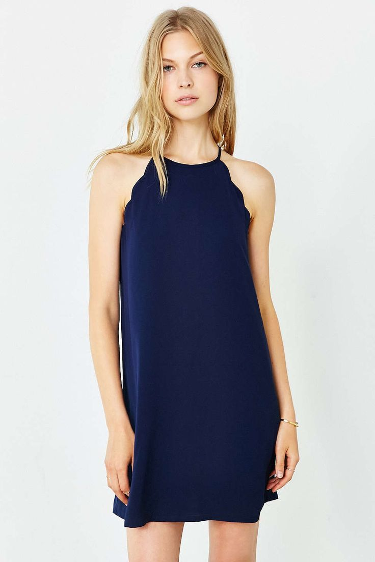 Urban Outfitters Scallop Dress: 10 Glamorous NYE Outfits