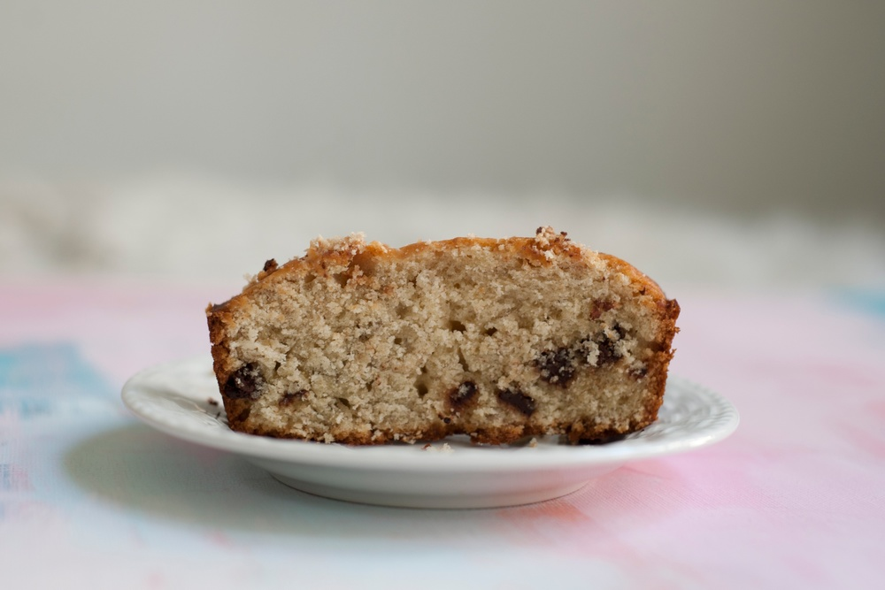 Style & Forks: Chocolate Chip Banana Bread