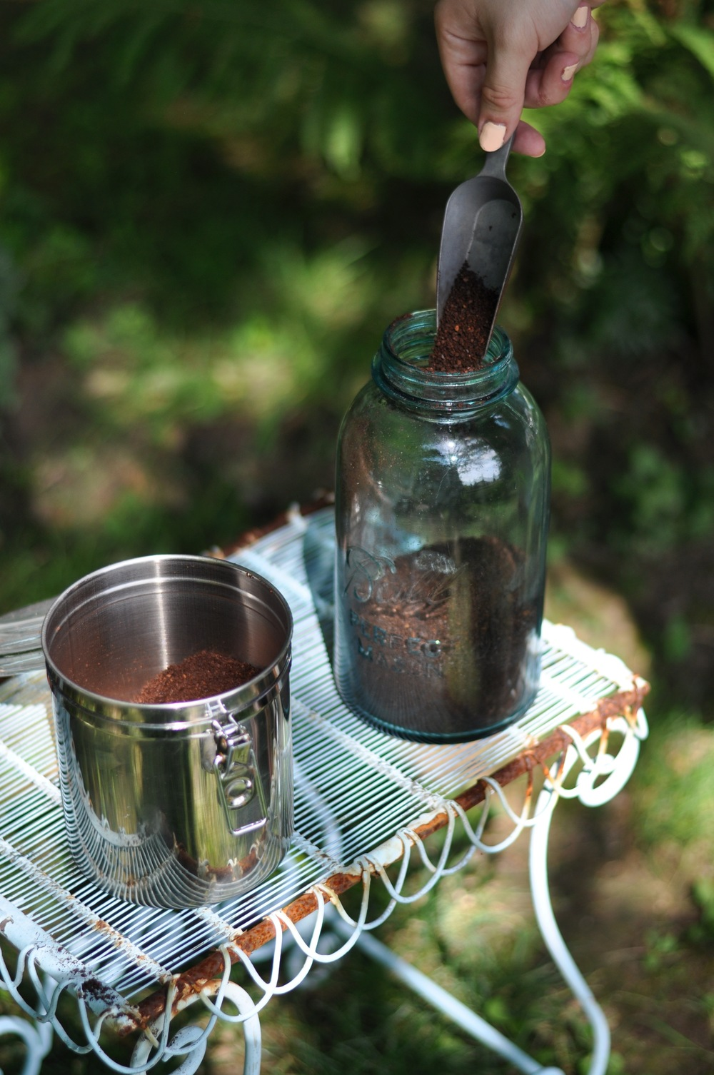 Style & Forks: Cold Brew Coffee Recipe