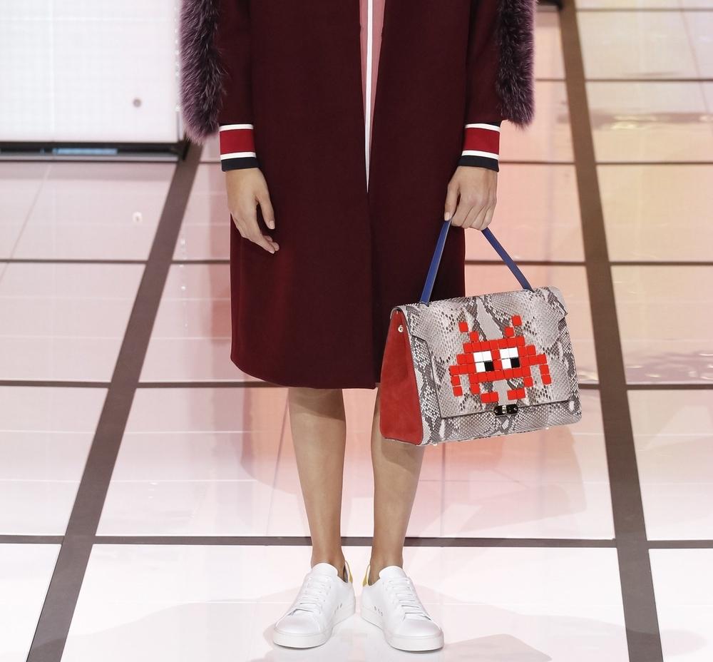 Anya Hindmarch: Photo via  Vogue