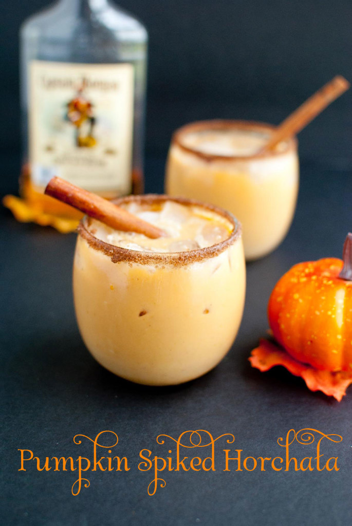 Slim Pickins Kitchen - Pumpkin Spiced Horchata