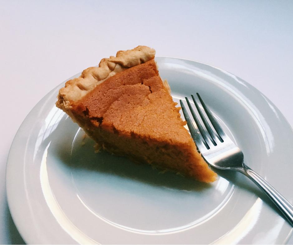 Sweet Potato Pie via  Style & Forks