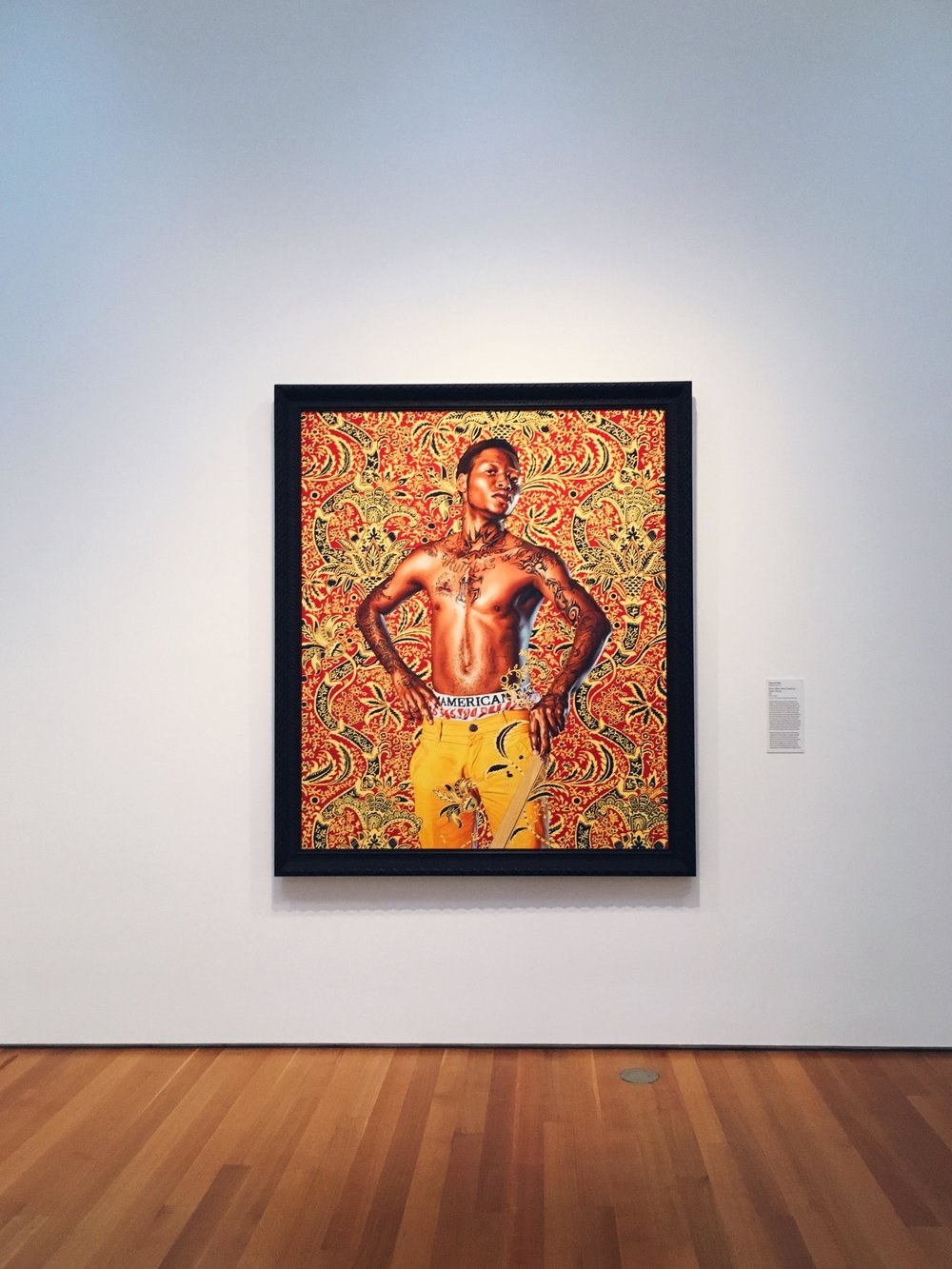 Kehinde Wiley - NCMA