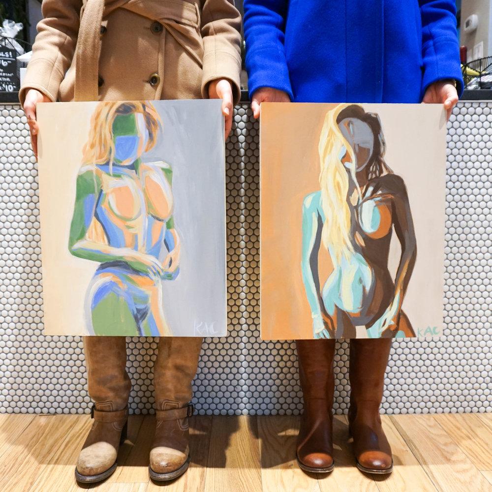 Spotlight on Artist Katherine Corde