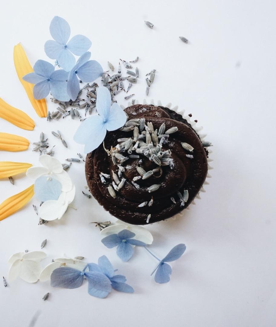 Quinoa Cupcake