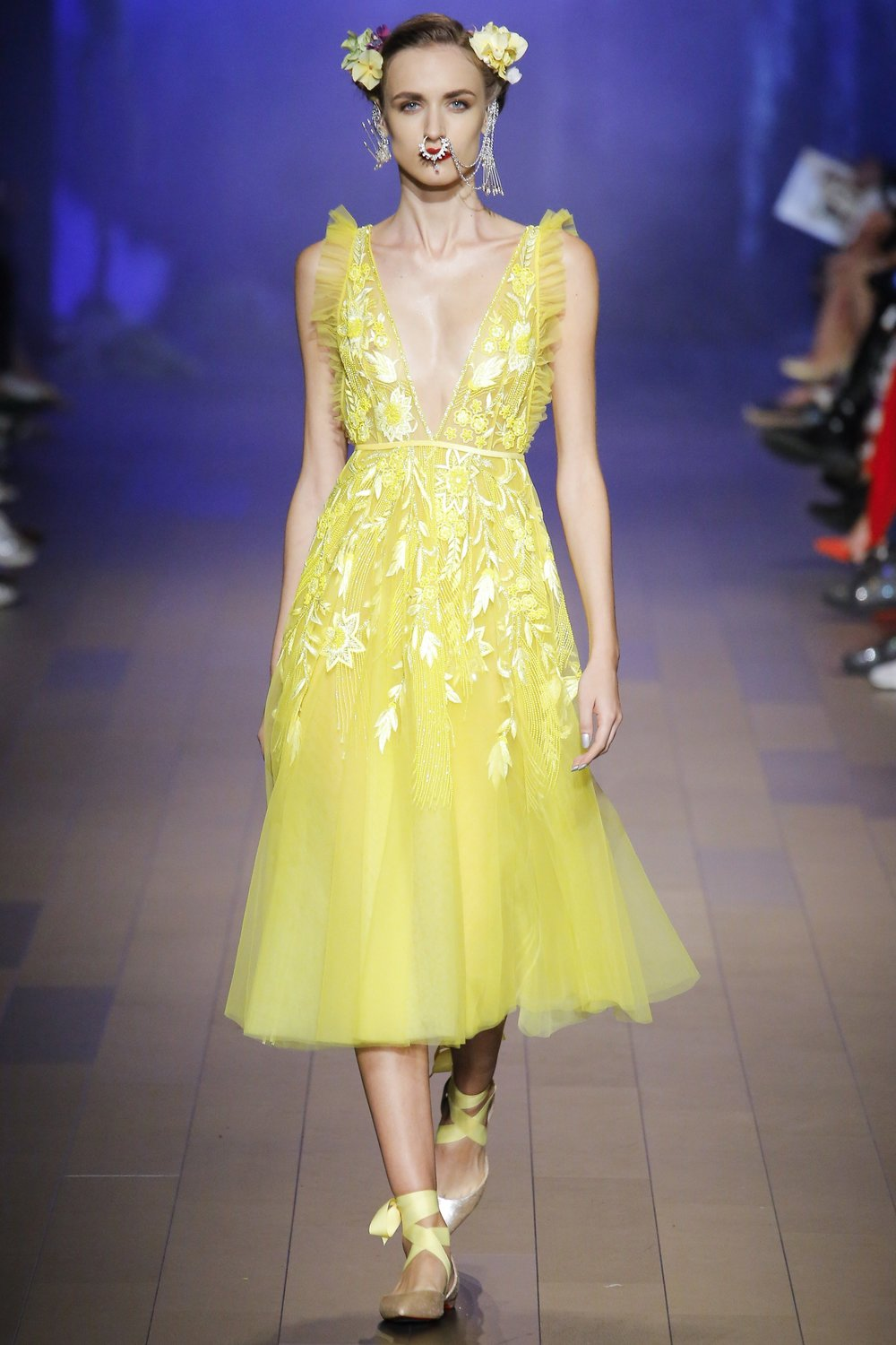Naeem Khan -  Vogue