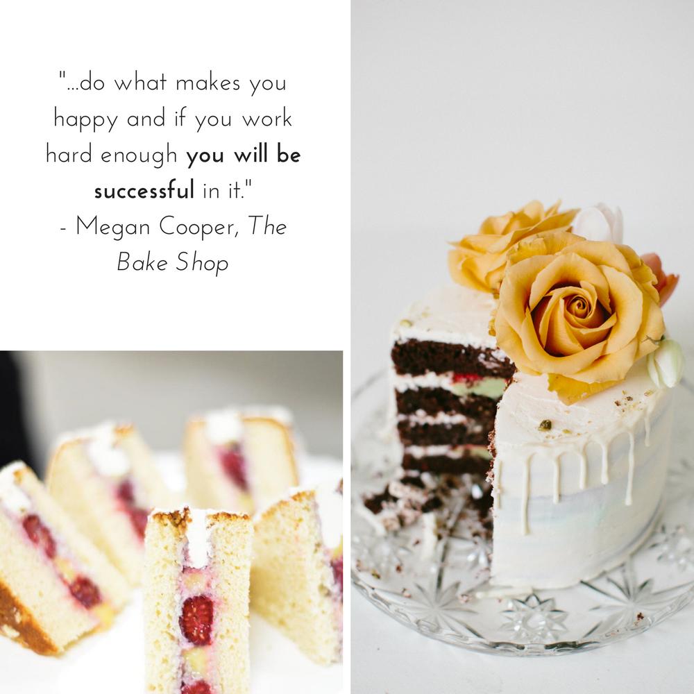 Spotlight on Culinary Artist Megan Cooper