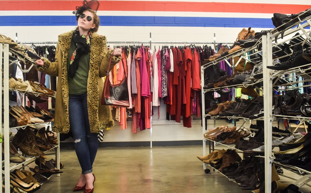 Beginners Guide to Thrift Shopping