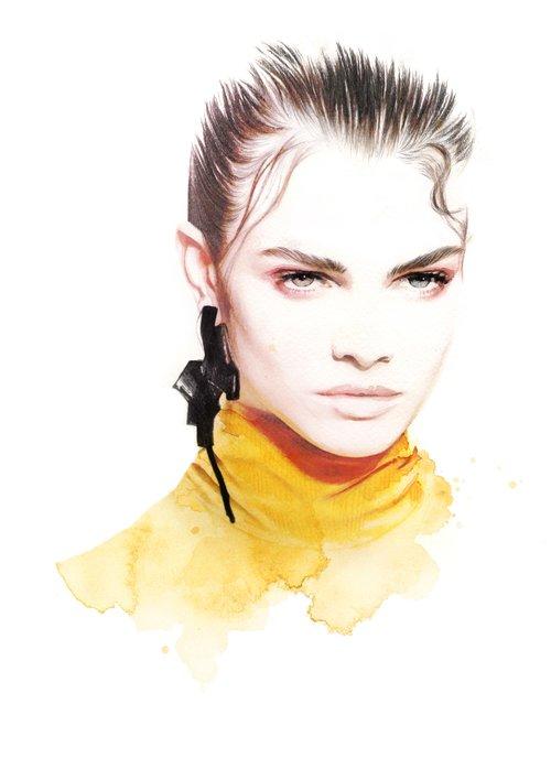 Juliane Hennes  - Valentino