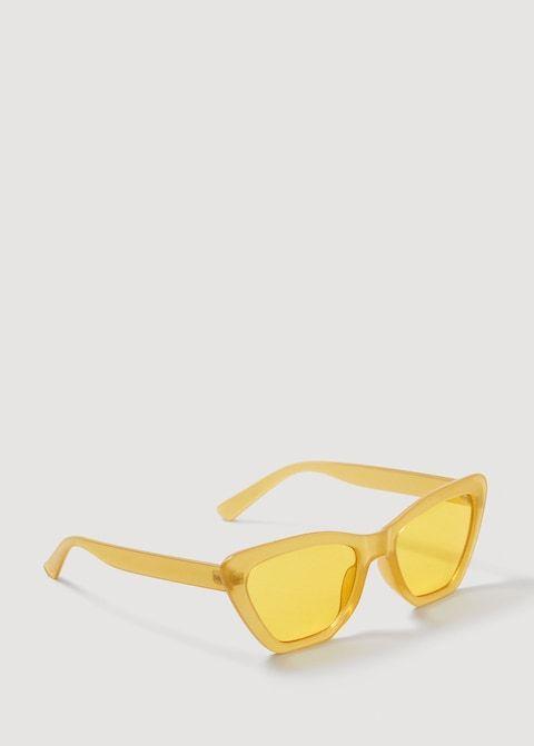 Acetate Frame Sunglasses