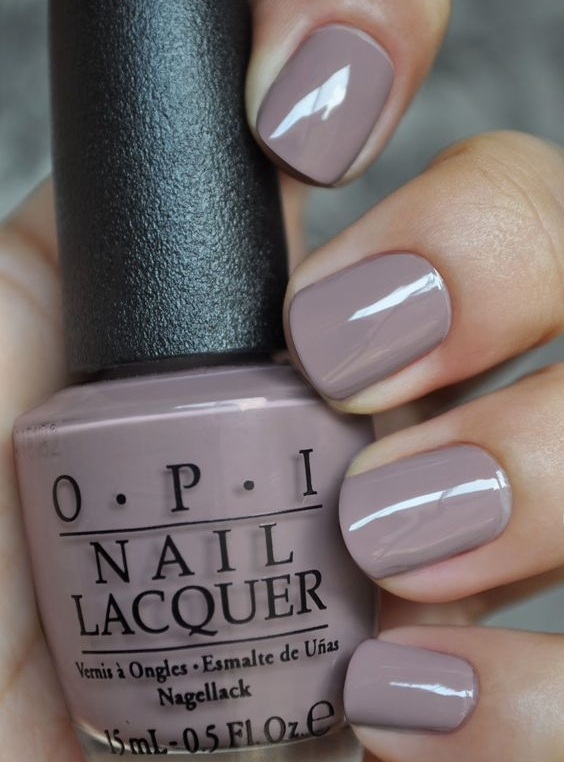 OPI - Taupeless Beach
