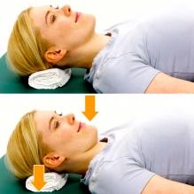 Head Retraction Exercise