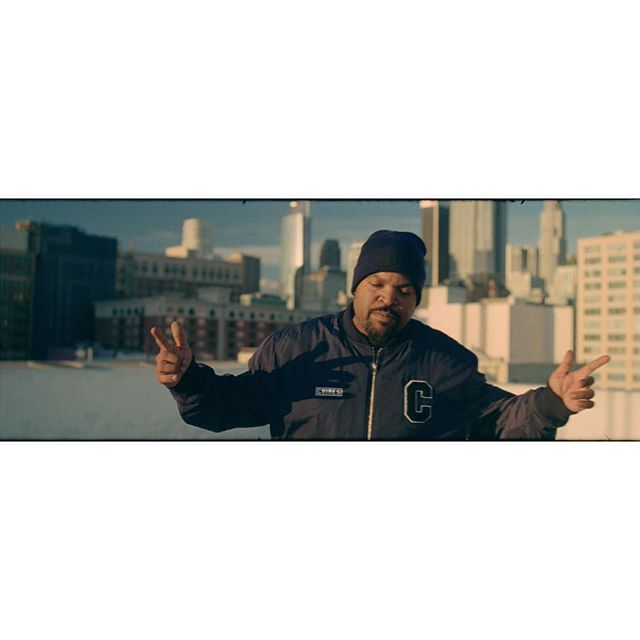Ice Cube - Live Freestyle performance for @vevo . Director @micahbickham DP @fish_vizion . @apachecolor @icecube
