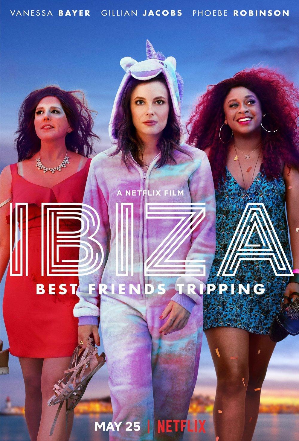 Netflix  |  Ibiza