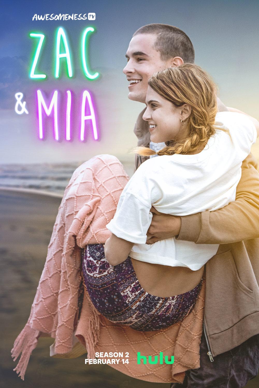 Hulu  |  Zac & Mia