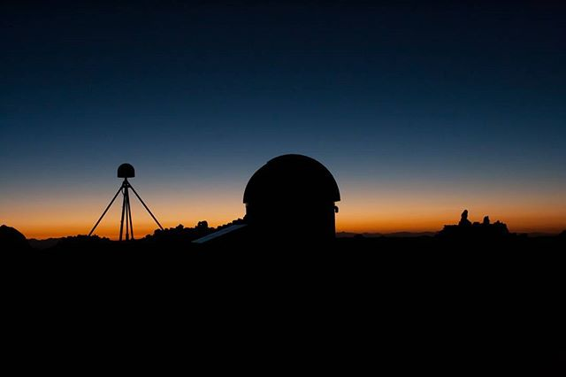 Sunset at 13,000 ft. Barcroft Observatory at the White Mountian Research Center, White Mountians, California.  #ucreservesystem #whitemountians #barcroftresearchstation #highaltitude #whitemountianresearchcenter #wmrs #wmrc