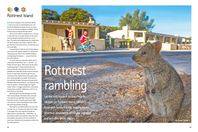 Rottnest Rambling
