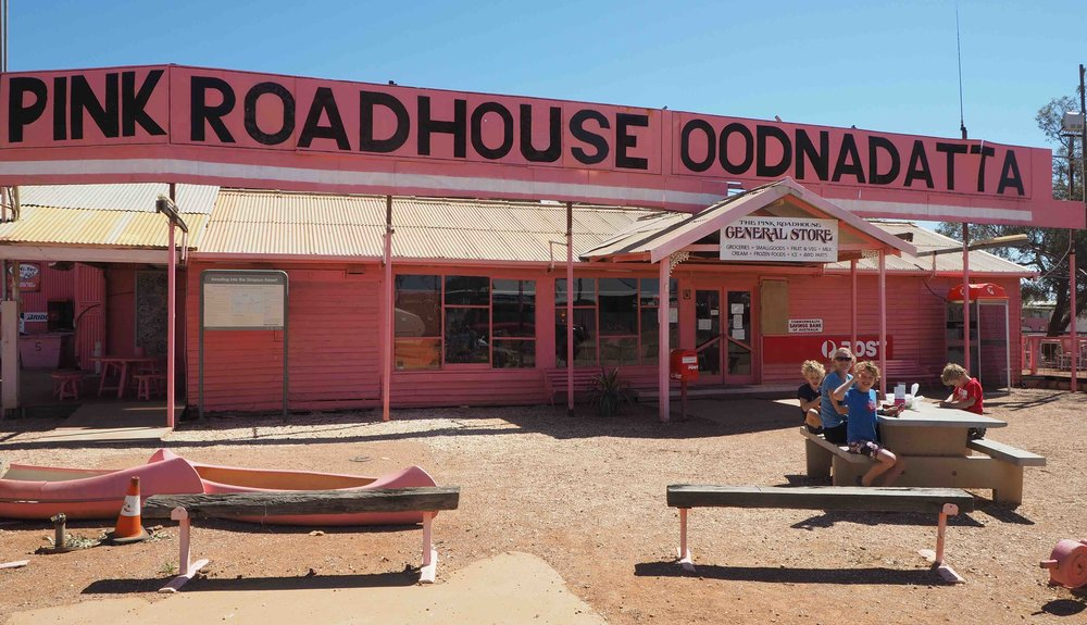 Oondatta Roadhouse
