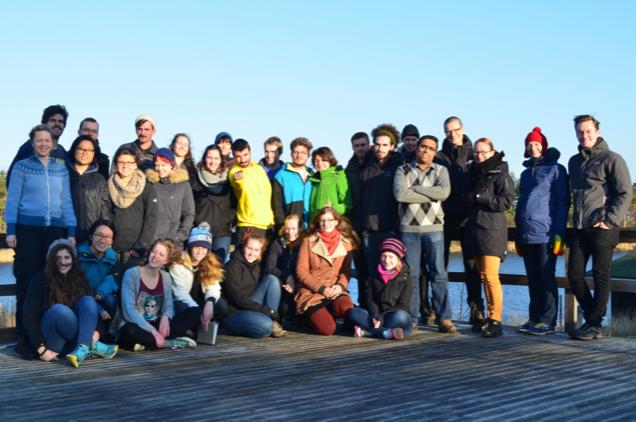Population Biology in Fragmented Landscapes Weekend Seminar 2014