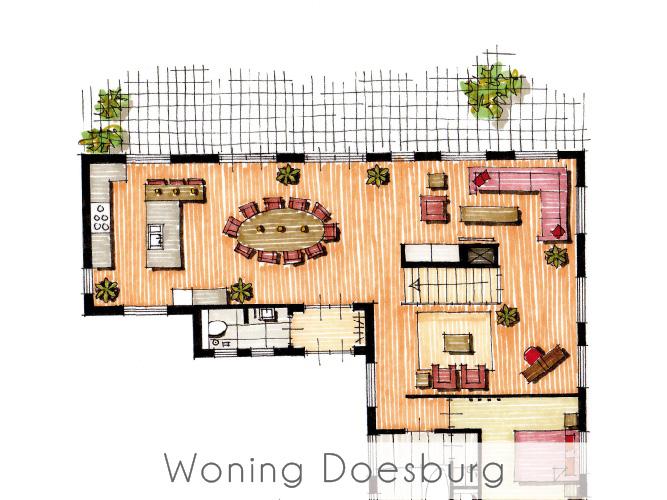 Woning Doesburg