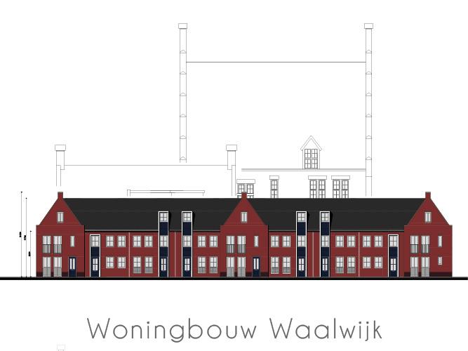 Woningbouw Waalwijk