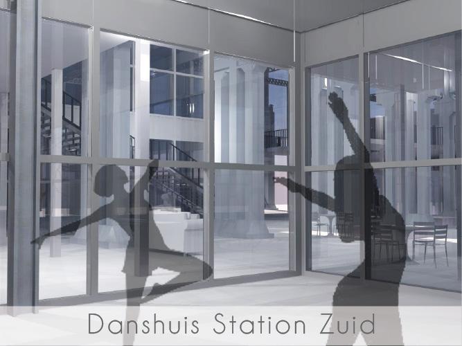 Danshuis Station Zuid