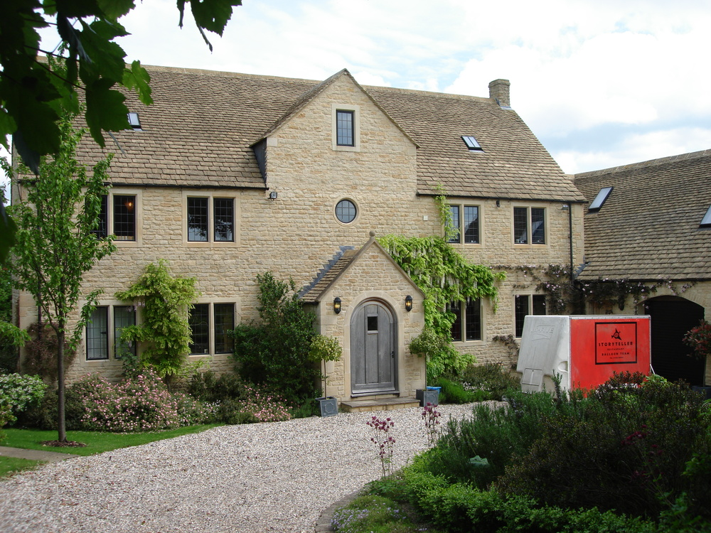 New build in Chedworth