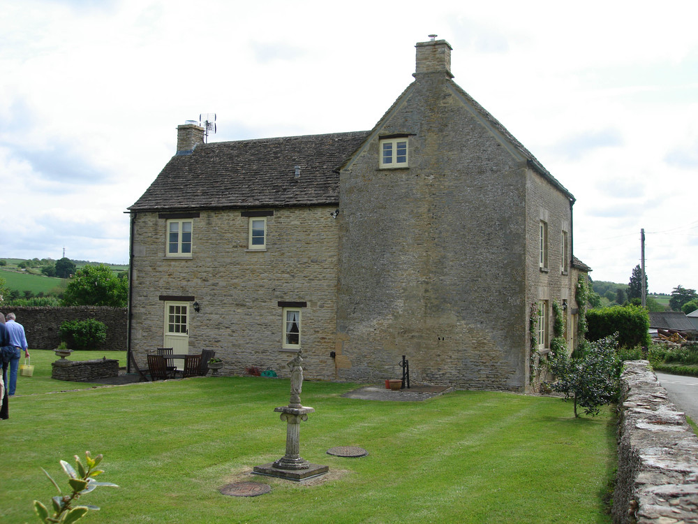 Restoration and extension of listed farm house